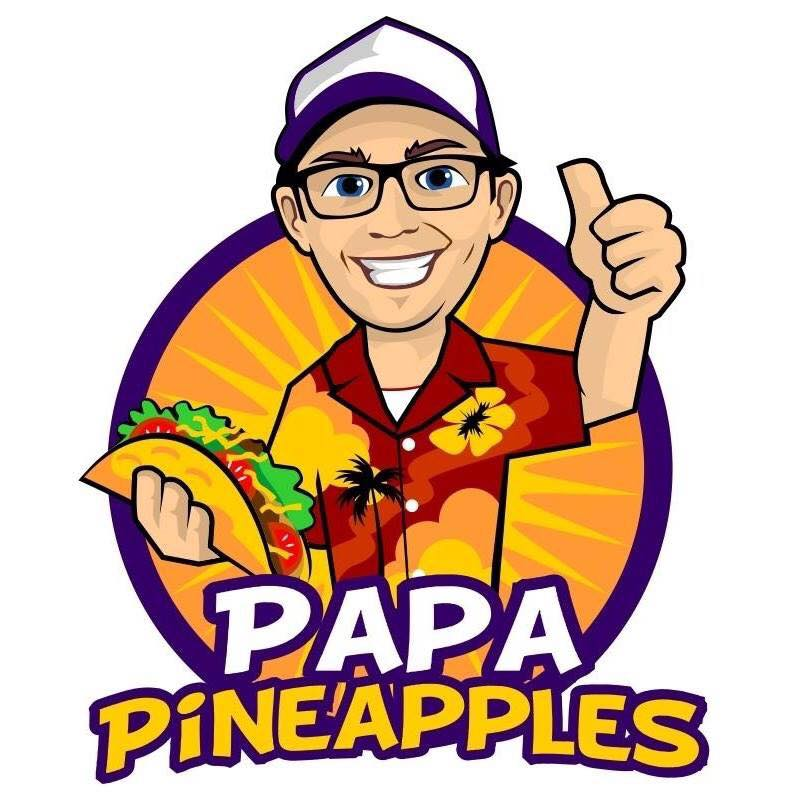 Papa Pineapples Logo